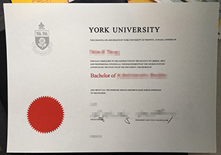 buy York University degree