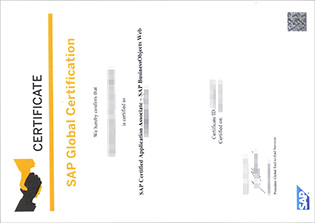 How to buy a fake SAP Global certifi