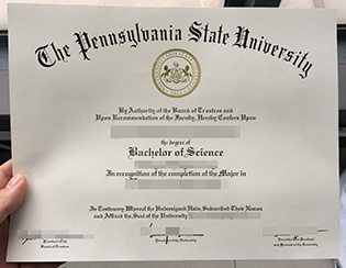 how to buy fake PSU degree, Pennsylv