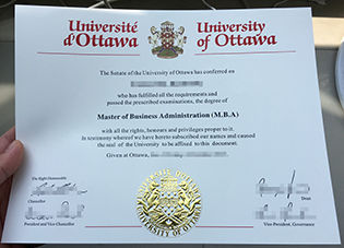 offer University of Ottawa fake degr