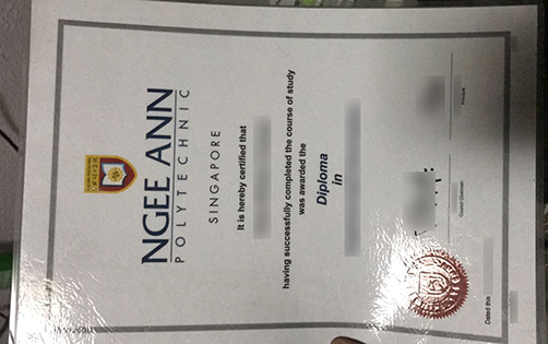 Ngee Ann Poly fake diploma, how to g