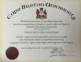 how to buy CBU/Cape Breton Universit