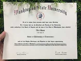 how to buy Washington State Universi