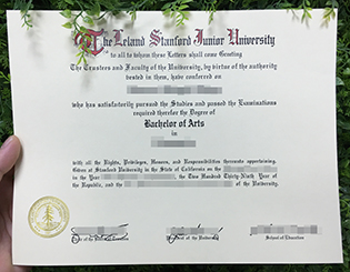 buy Stanford University fake diploma