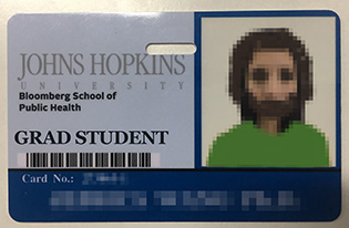 Customize Johns Hopkins University s